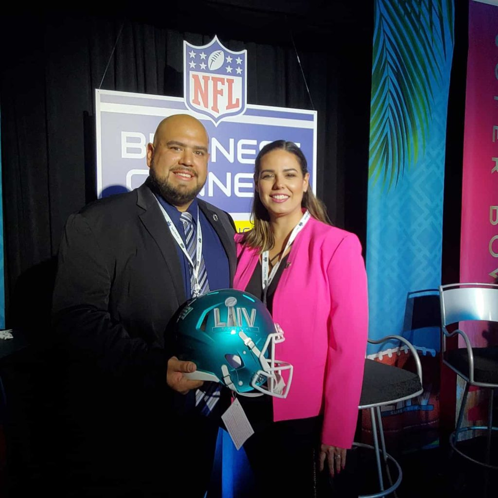 Event Staff App helps schedule Super Bowl 2020